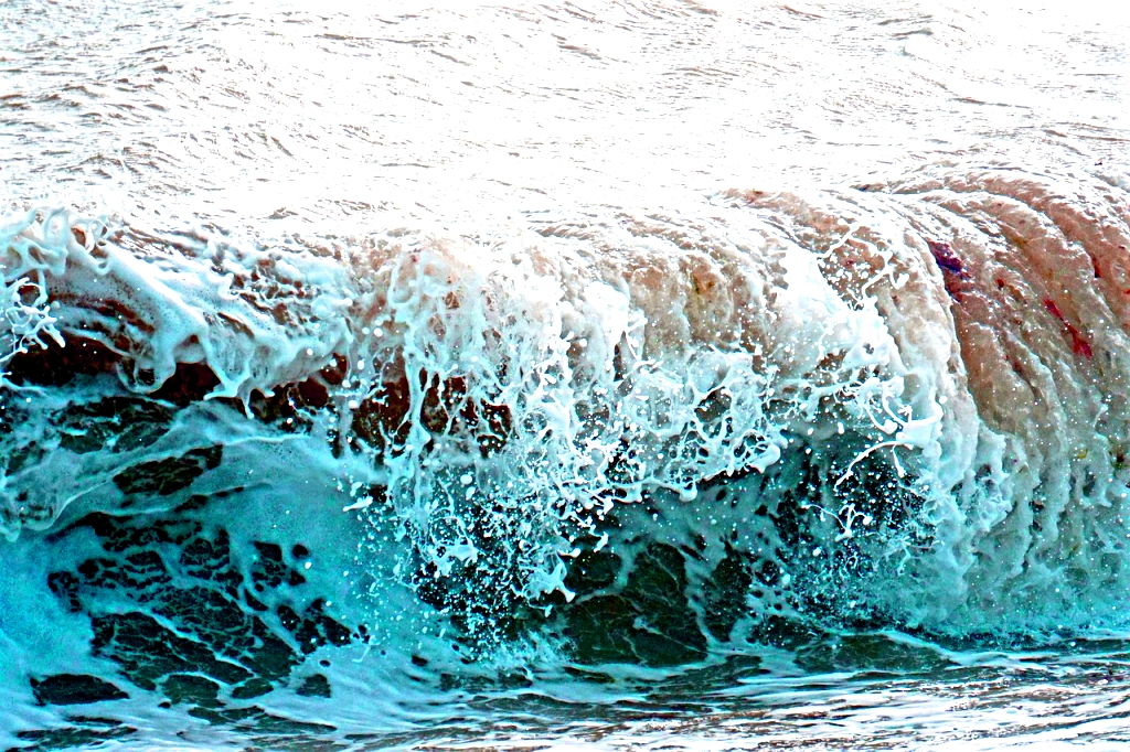 Image source: Ocean Wave - Pixabay dot com