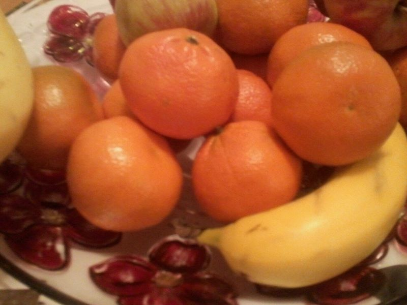 Image of fruit by Pat Z Anthony