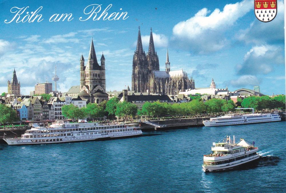 Cologne - The Rhein