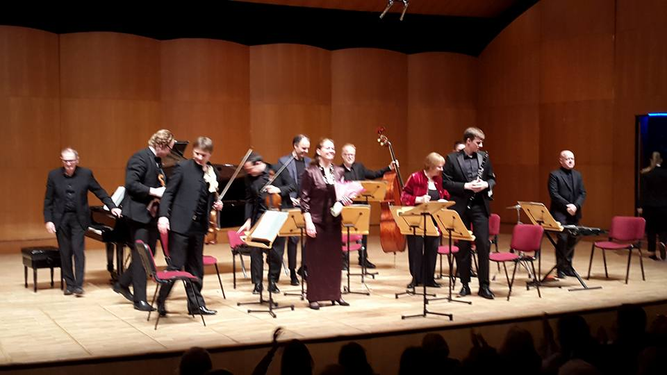 The N.E. Assemble Violin Concert