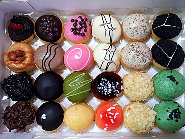 a picture of JCo donuts c/o Google