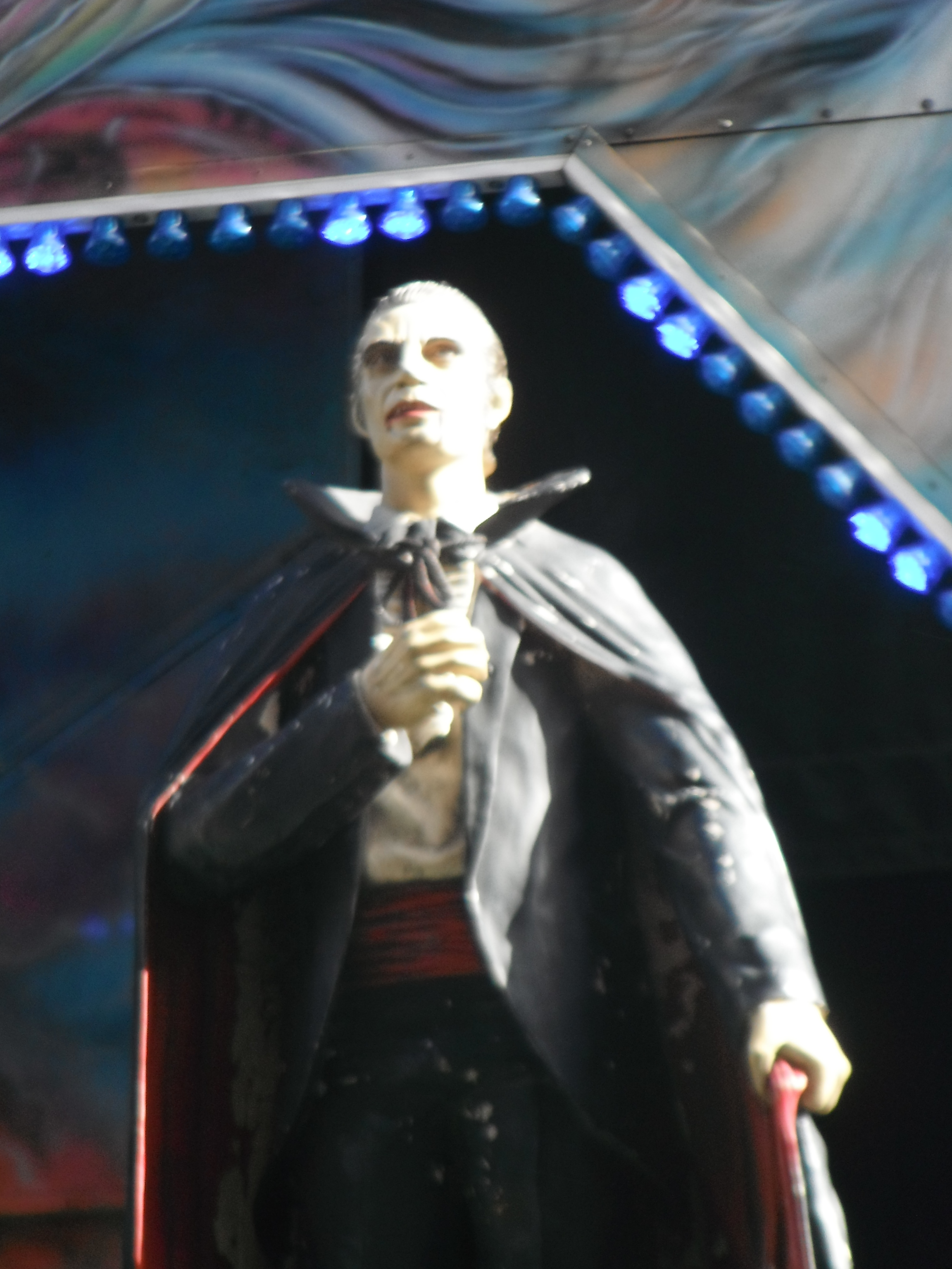 Photo taken by me – Dracula
