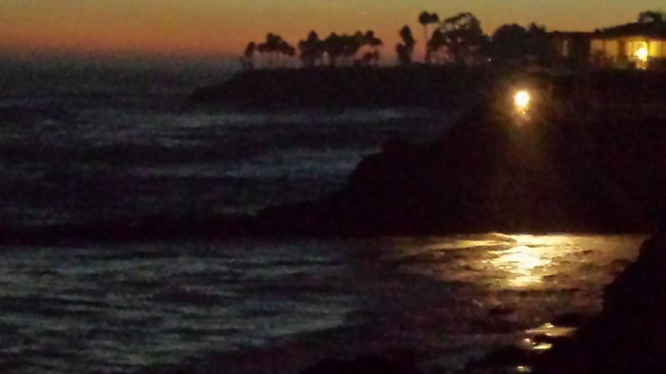 Photo of Laguna Beach taken by author.