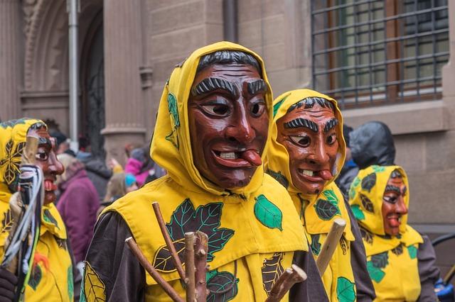 fasnet costumes