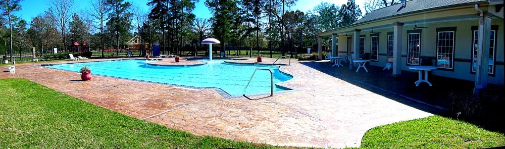 "Image: Grand Oaks ""Rec Center"" and Pool - Gus Kilthau"