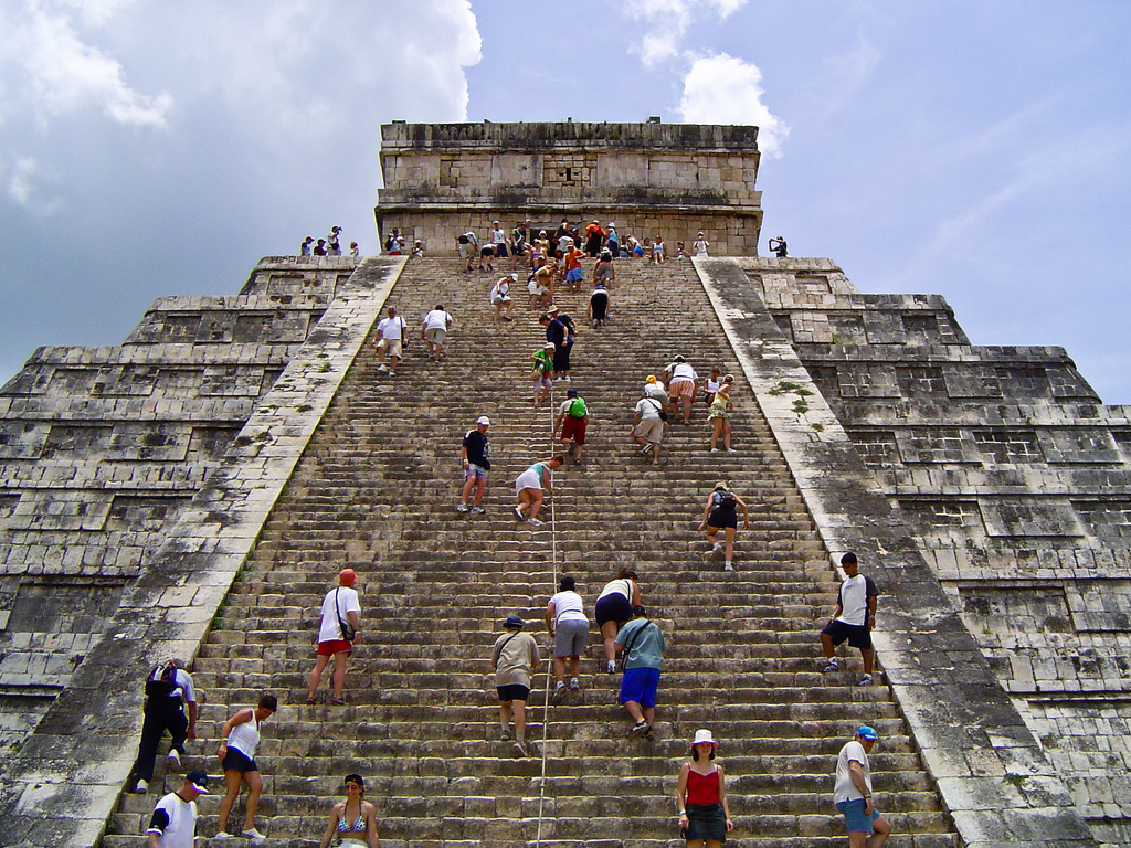 mexico, pyramids