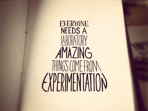 Experimentationalismocitificating