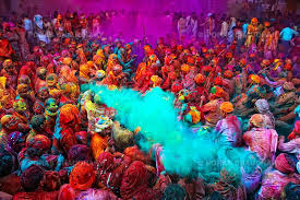 Happy Holi !