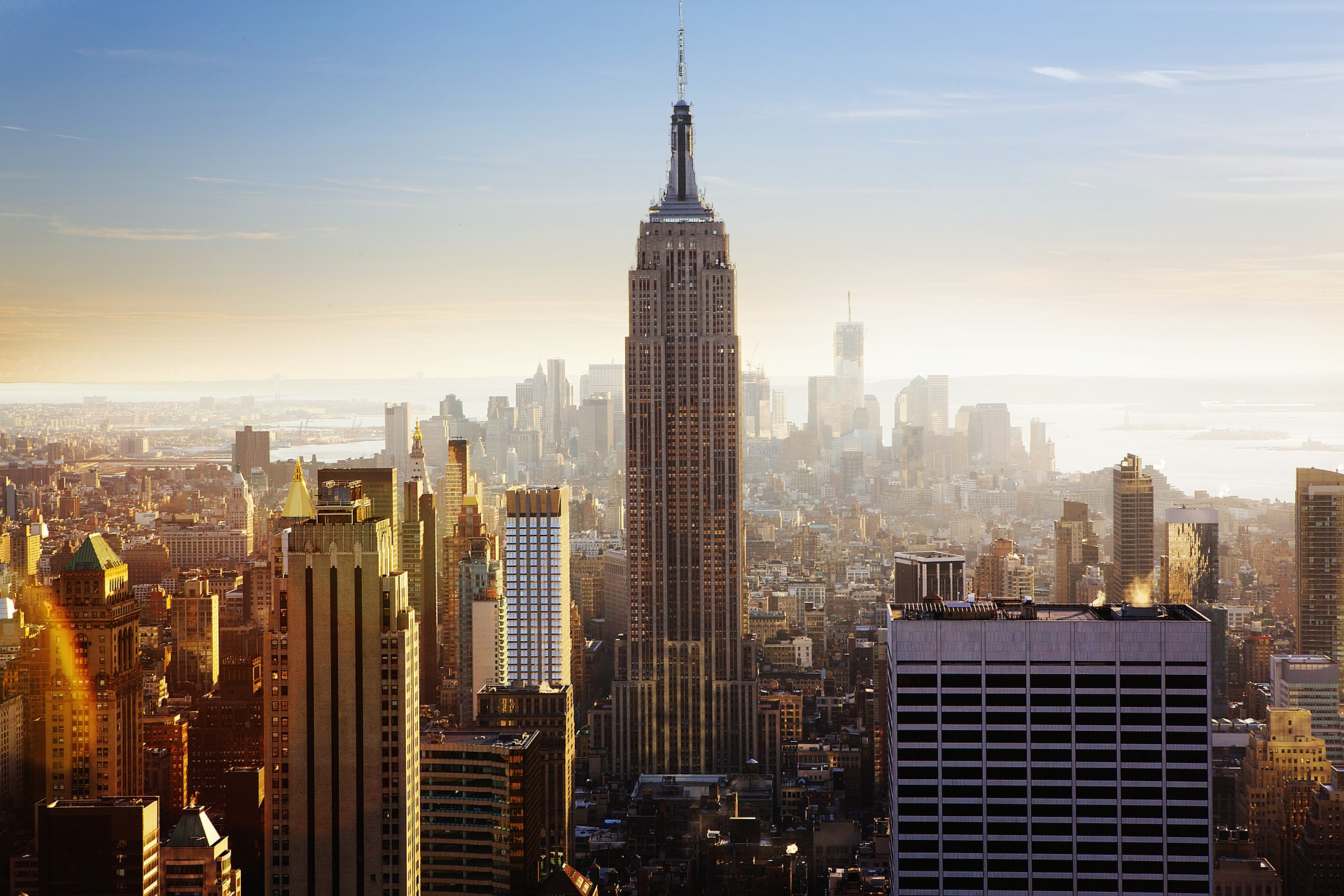 Empire State Building by Pixabay