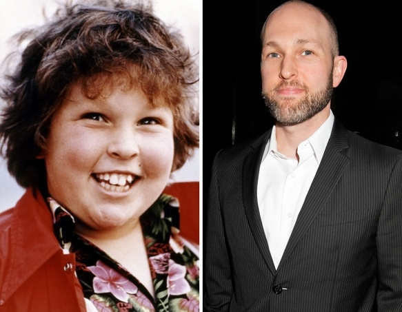 "Jeff Cohen, then (""The Goonies"") & now (practicing attorney)"