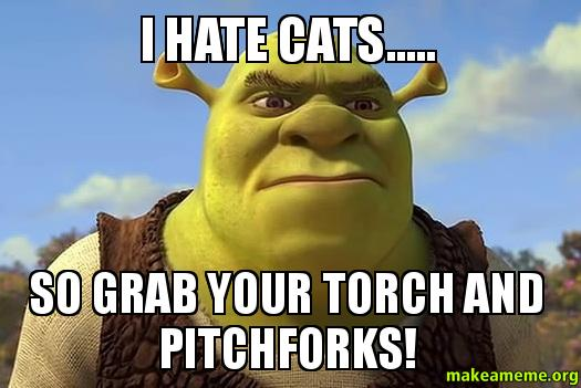 Shrek V Cats