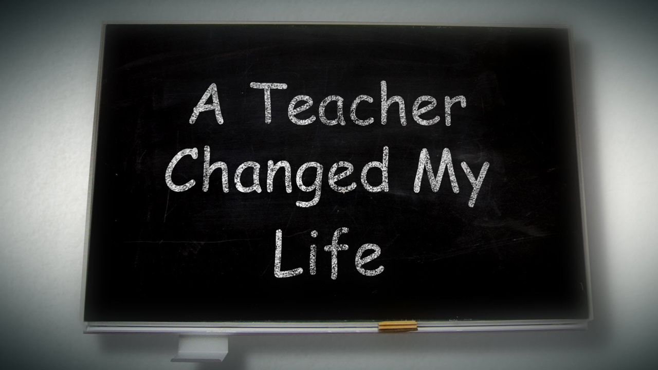 how my english teacher has changed my life To you, the teacher who changed my life i sincerely believe that your belief in me and my future has carried over to my life as an adult i truly feel that i am more confident in myself because of your constant love and positive words from those days in the classroom so many years ago.