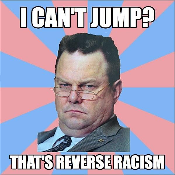 Racism?