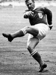 Ferenc Puskas - One of the greatest football players of the world.
