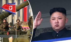North Korea Ready To War.