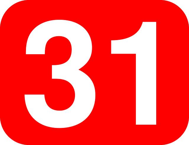 31 prime