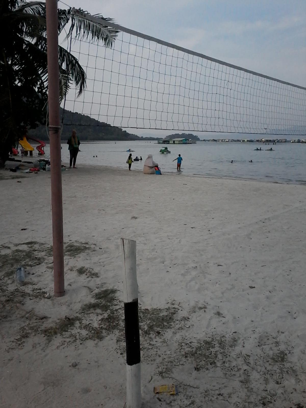 Beach Volley Ball Field