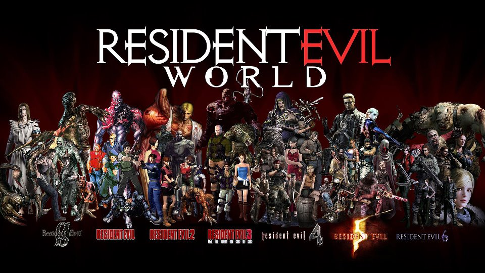 Resident Evil Pic For Fans