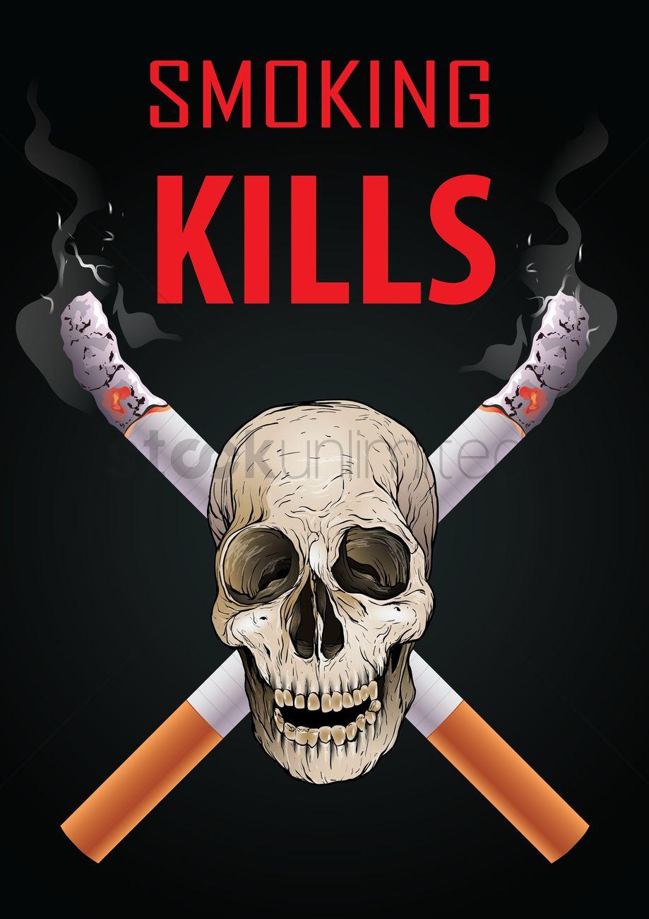 I do not kill smoking, what do you do?