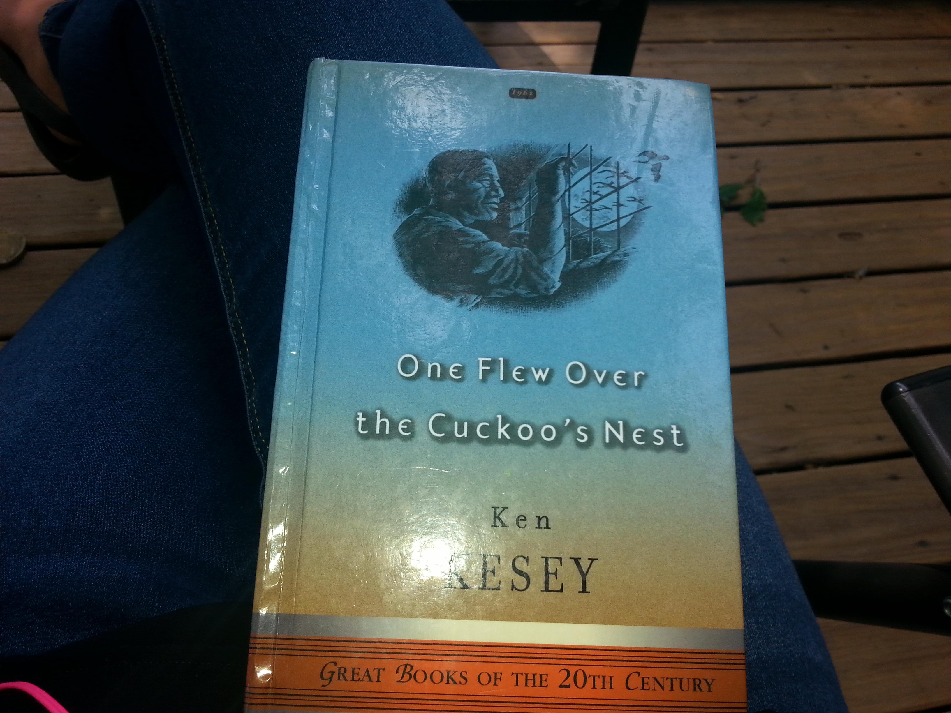 Ken Keseys One Flew Over the Cuckos Nest