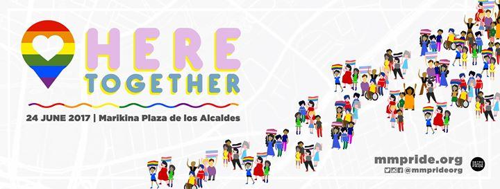 2017 Pride March & Festival happening tomorrow! 6/24