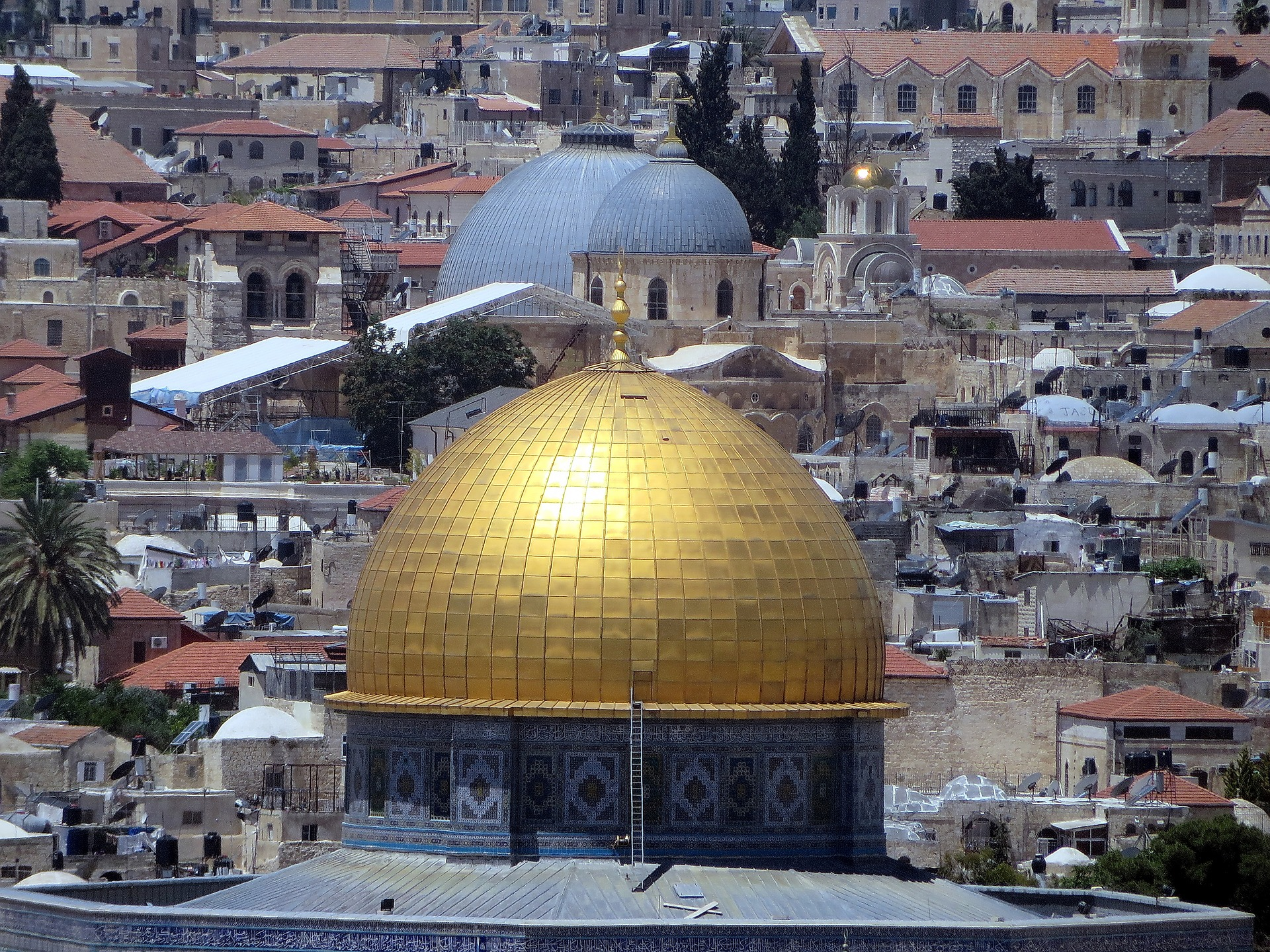 Dome on the rock, Jerusalem
