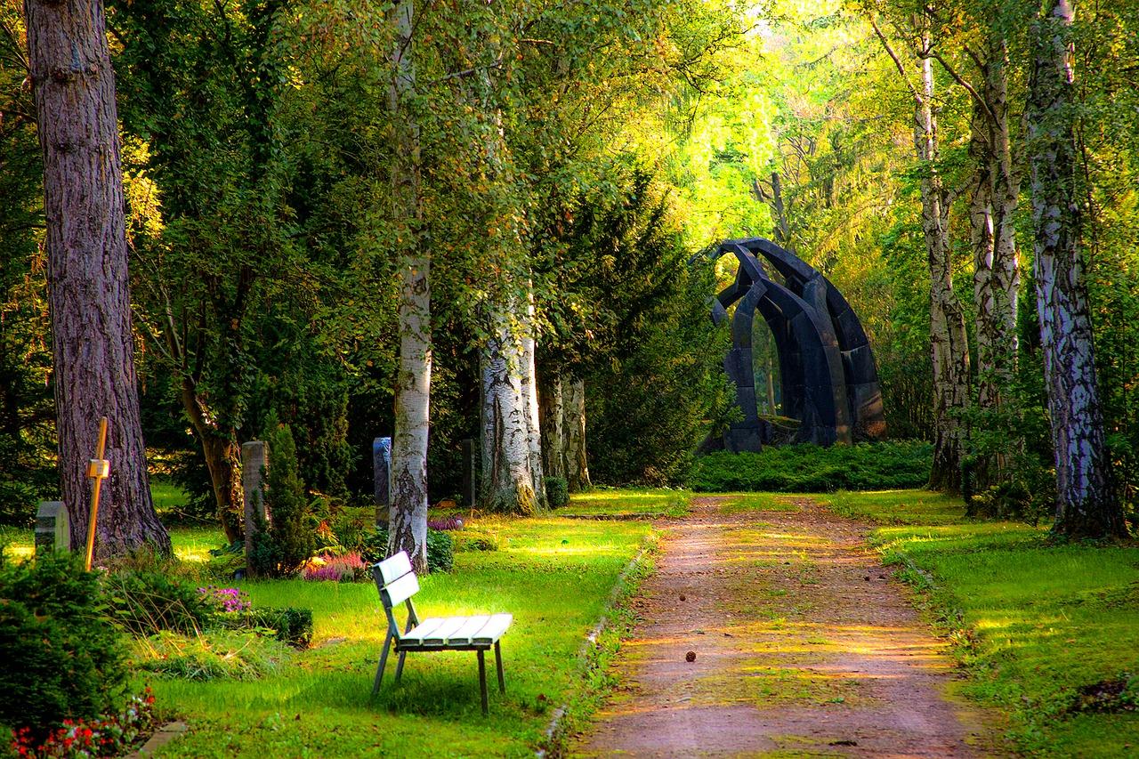 https://pixabay.com/en/cemetery-forest-grave-stones-1697469/