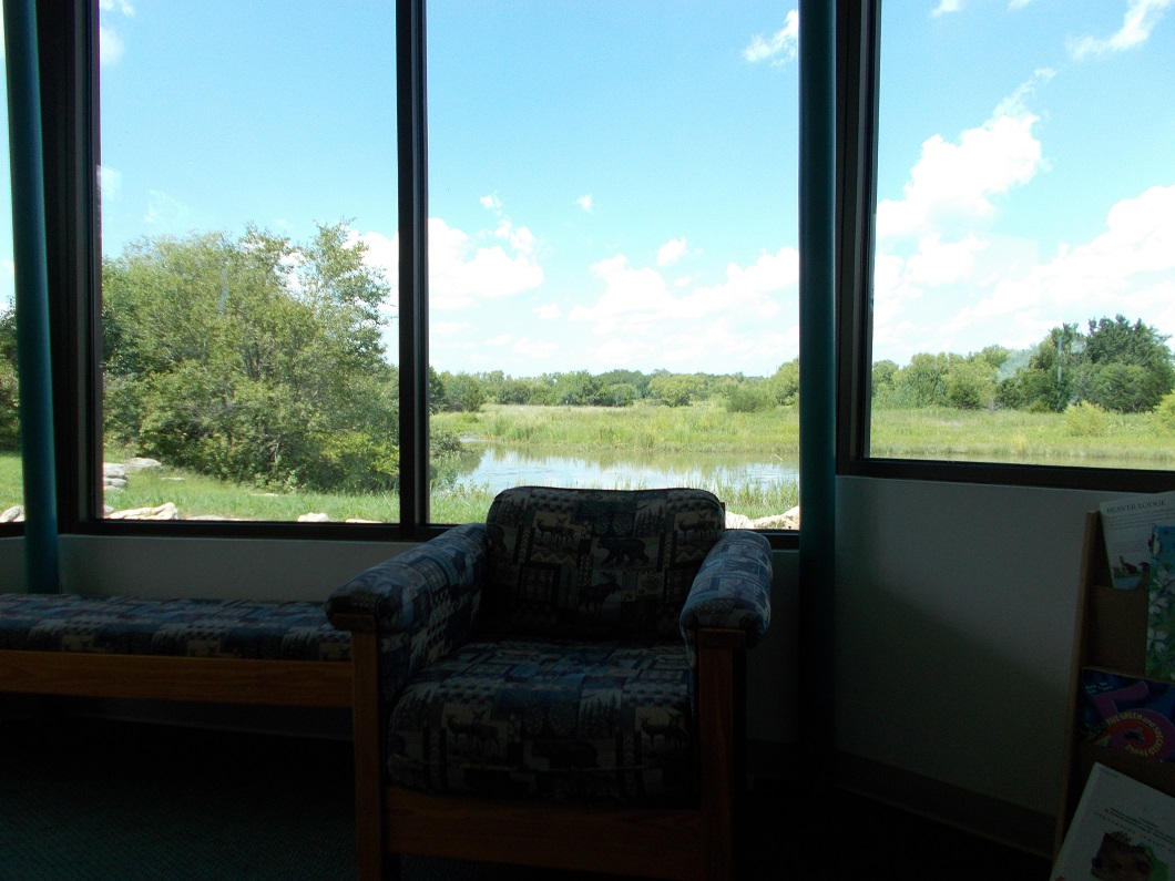 nature viewing room