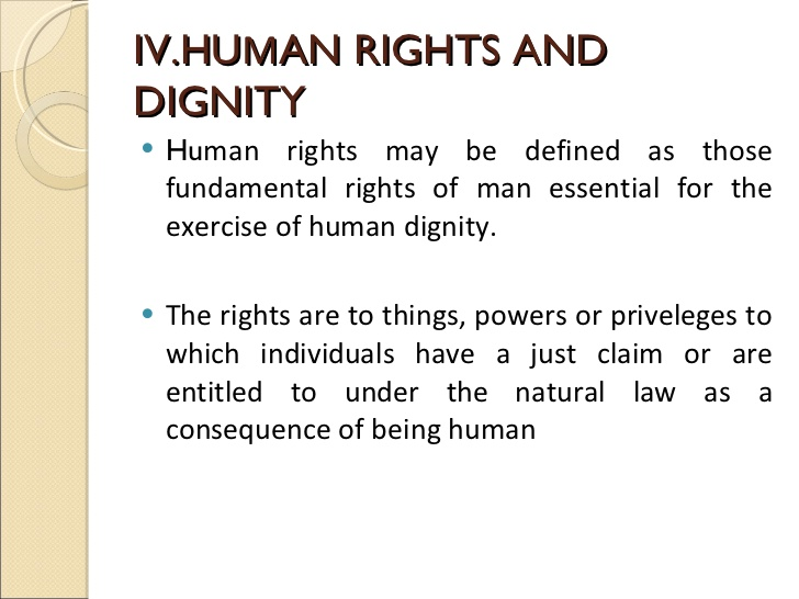 human dignity essay Read this essay on human dignity come browse our large digital warehouse of free sample essays get the knowledge you need in order to pass your classes and more.