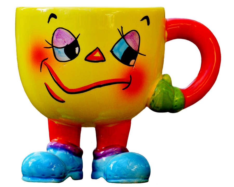 https://pixabay.com/en/cup-funny-smiley-feet-laugh-2746871/
