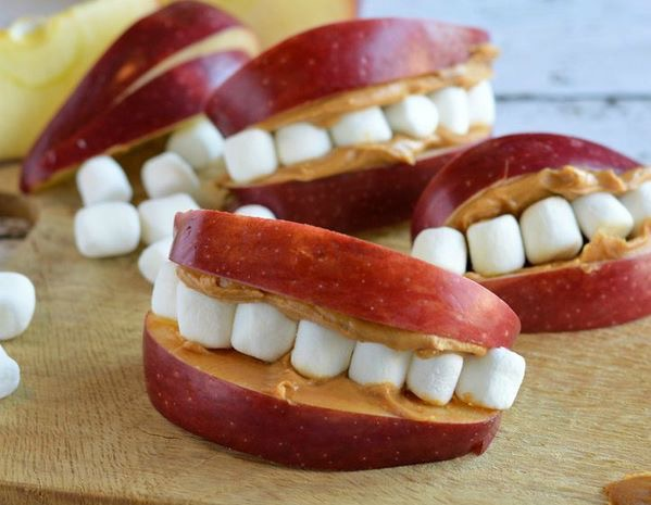 Halloween Teeth so Cute & Yummy