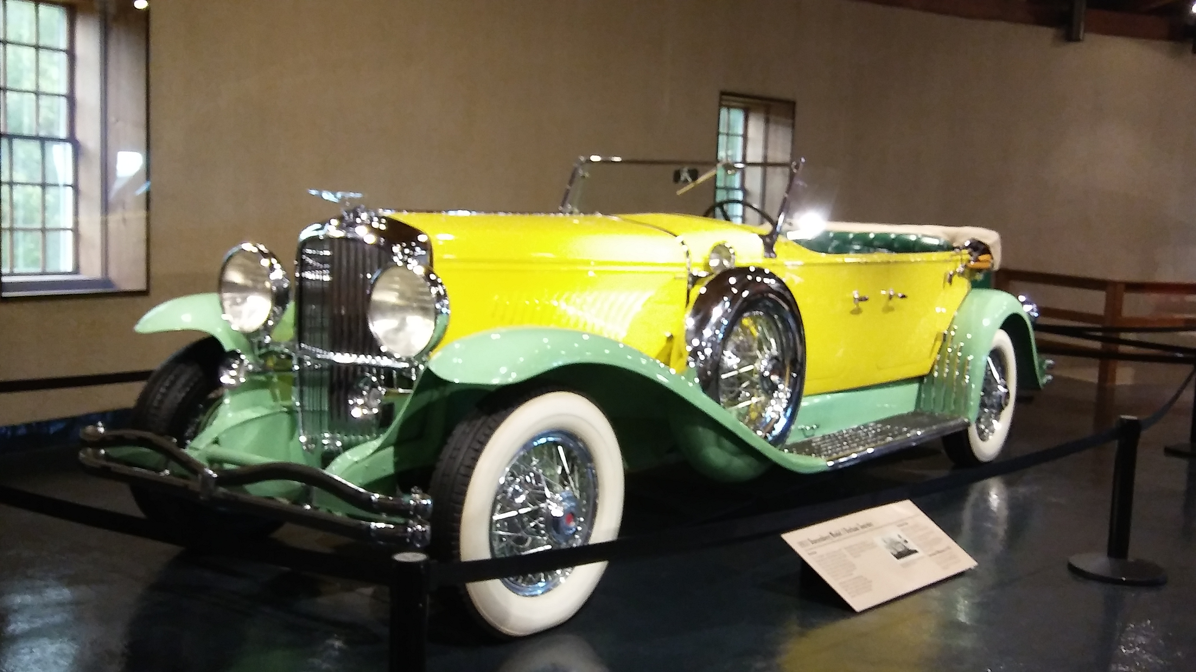 1910 Sears Model P Series antique car