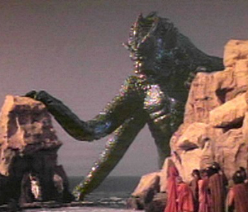 The Kraken from Clash of the Titans (1981)