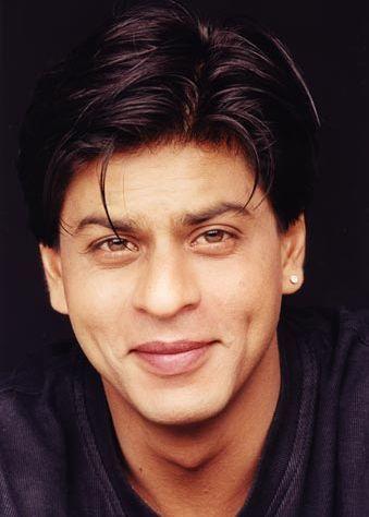 He is king khan..