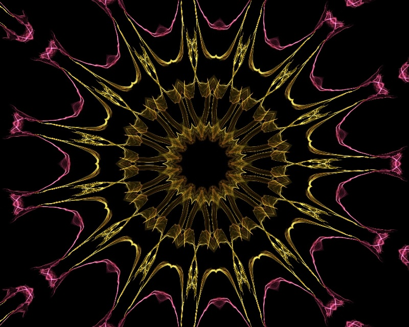 Created by me on weavesilk.com and given Kaleidescope effect x 15 on Lunapic.com