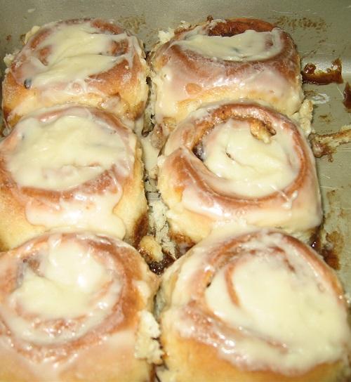 My photo of Tom's rolls