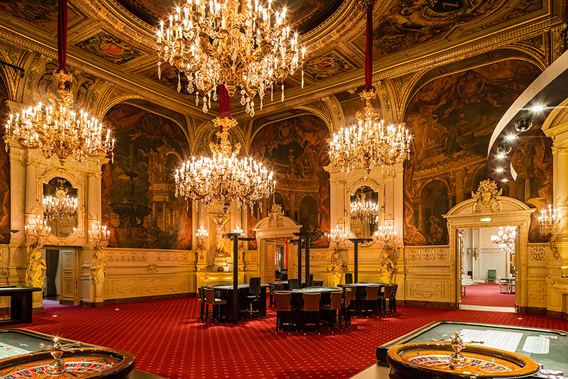 Casino Baden-Baden, Germany