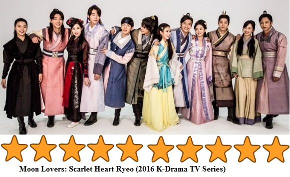 Scarlet Heart Ryeo Cast