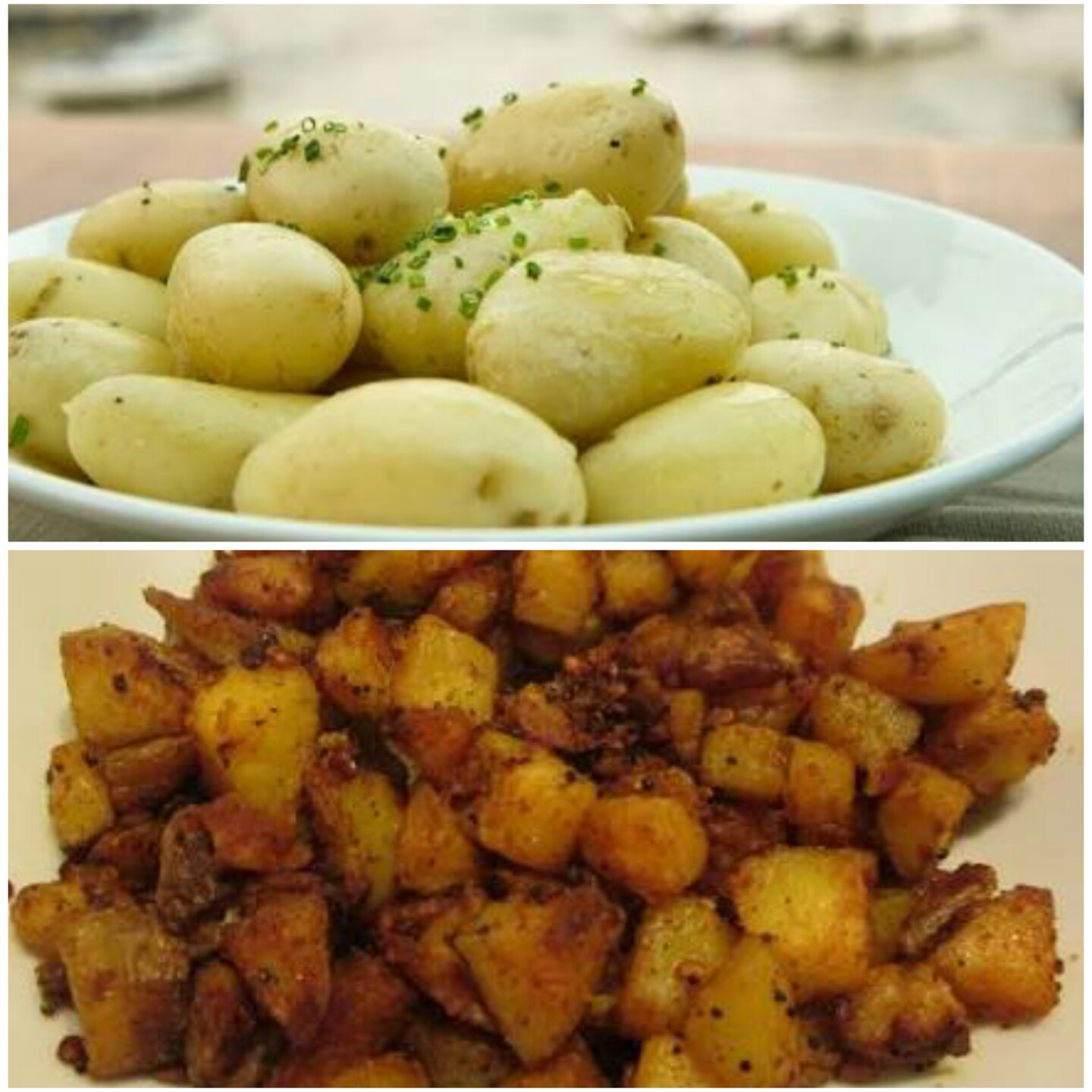 Potato with better benefits when boiled