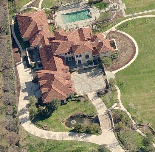 Kenneth & Gloria Copeland's mansion