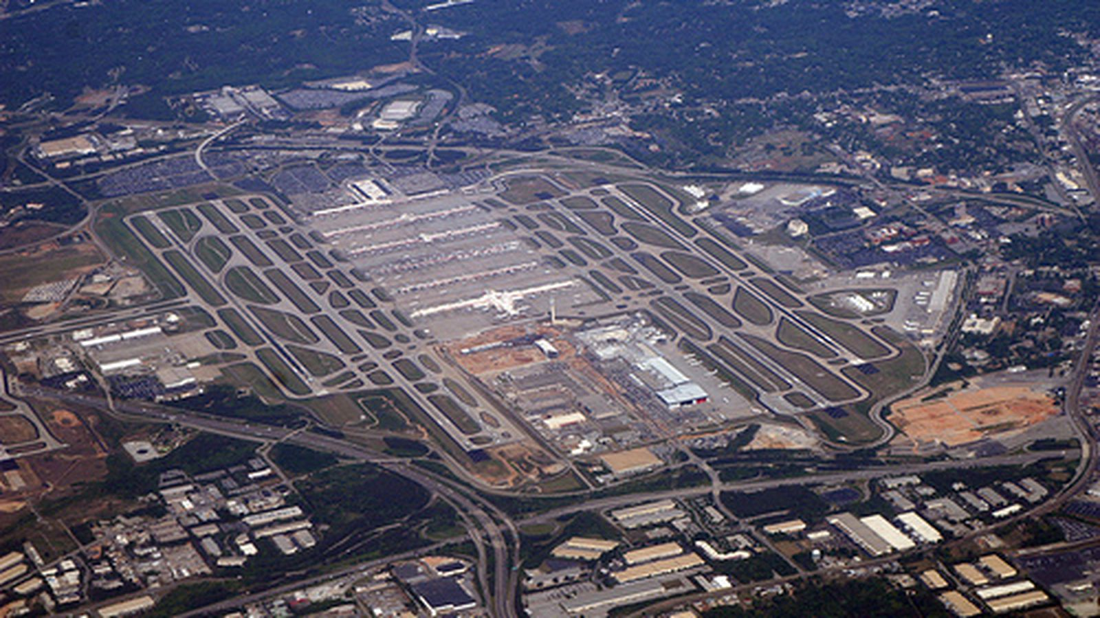 Hartsfield-Jackson Airport has a blackout problem