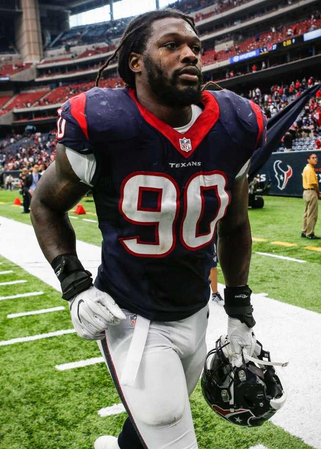 Jadeveon Clowney of the Houston Texans
