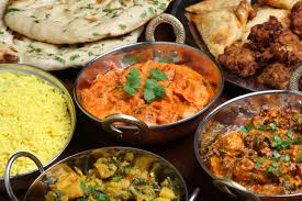 Indian Spicy Food Items