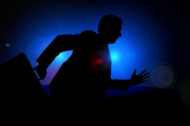 https://pixabay.com/en/man-silhouette-businessman-escape-1675685/