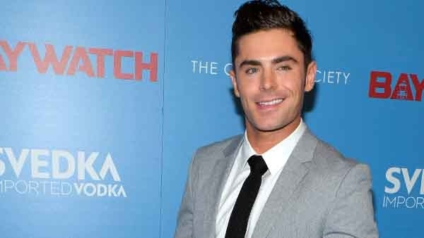 Actor Zac Efron to star in a movie about Ted Bundy