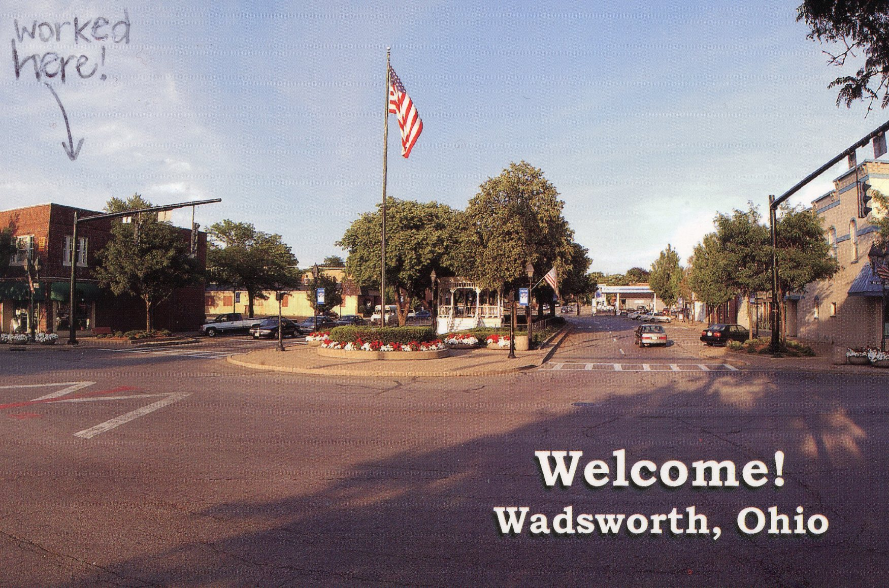 City of Wadsworth Ohio.