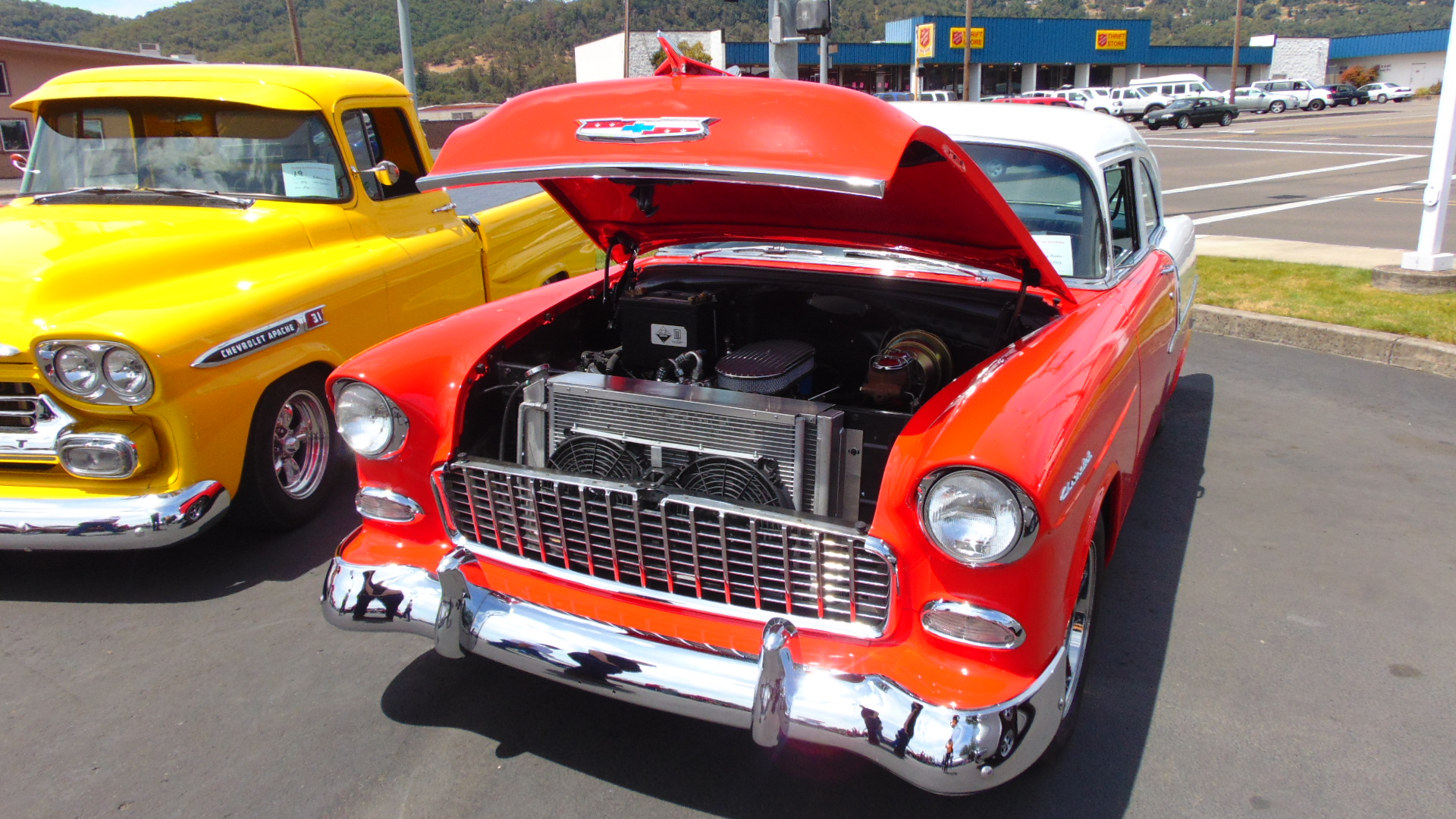 Neat Car.
