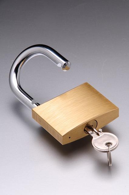 https://pixabay.com/en/tools-padlocks-unlock-lock-access-2836961/