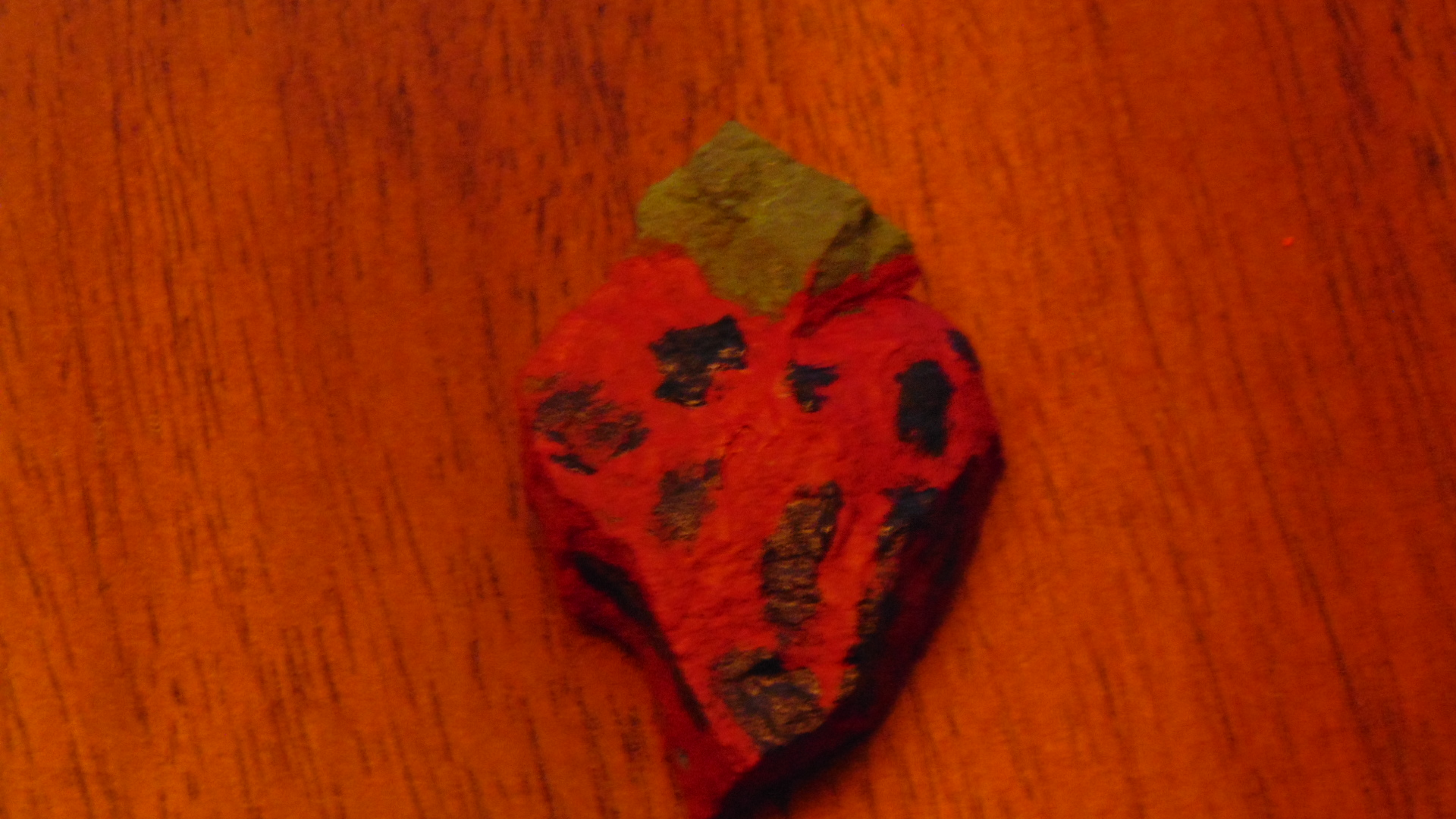 strawberry rock