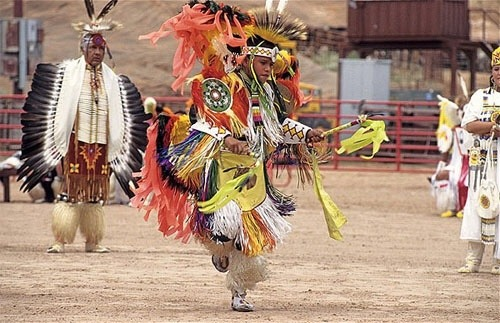 American Indians' Raindance http://www.tumblr.com/tagged/native-americans